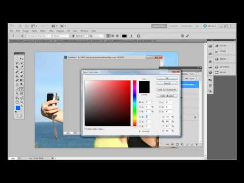 Creating Web Banner Advertisements with Adobe Photoshop