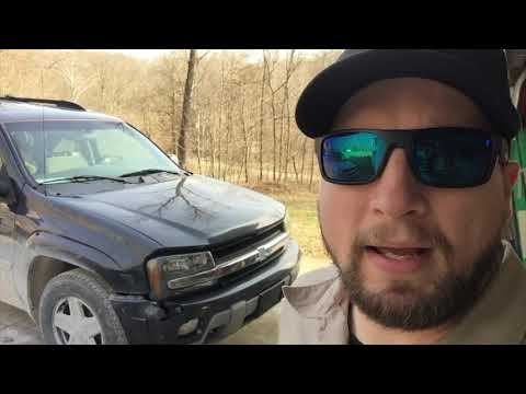 """Oh Deer! And a hit-and-run - """"Fixing"""" a busted bumper + Channel Update"""
