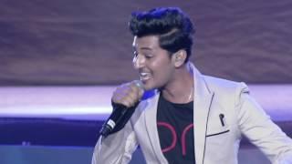Darshan Raval @ YouTube FanFest India 2017