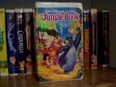 My Disney VHS Collection - (Part 4)