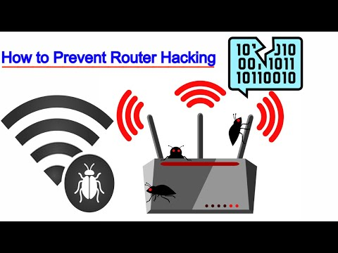 WiFi   WiFi Security   Wifi Router   Wifi Router Setting   Prevent your WiFi Router from Hacking