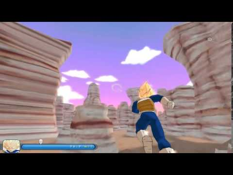Dragon Ball Z Free online game ZEQ2 HD