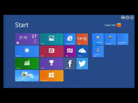 How to Change Windows 7 to Windows 8  ( FREE DOWNLOAD )