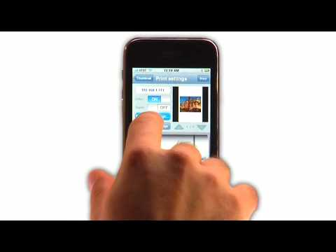 Epson Printers | How to Print Photos Wirelessly with your iPhone