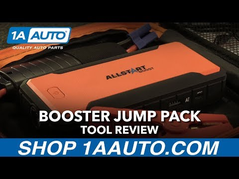 Booster Jump Pack Available at 1AAuto.com