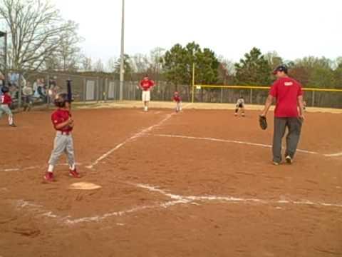 6 year old baseball Phenom