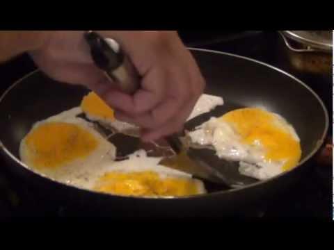 Egg & Ham Cheese English Muffin