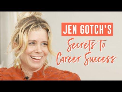 Entrepreneur Jen Gotch's Secrets for Career Success, Part 2