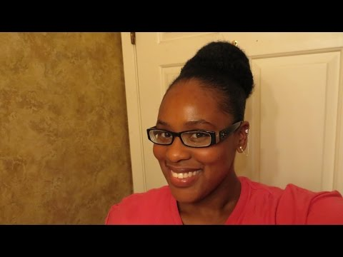 Cleanse, Condition, Detangle in Under 25 Minutes - Short Natural Hair