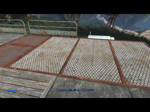 Fallout 4 - AutoHotKey Object Mover mod - Blur and Flashing texture fix guide