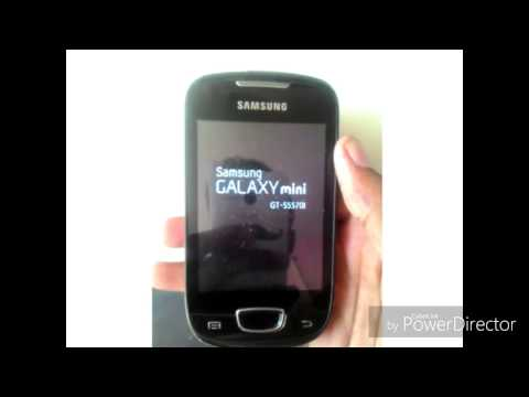 How to install ClockworkMod recovery on Samsung Galaxy mini/pop GT s-5570