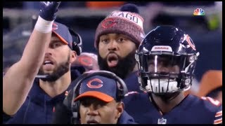 Crazy Final Minutes Bears vs Eagles | 2019 Playoffs | HD