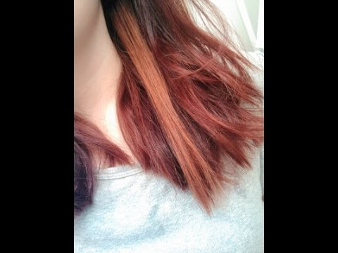 Color Oops on Red hair- Get rid of red hair.