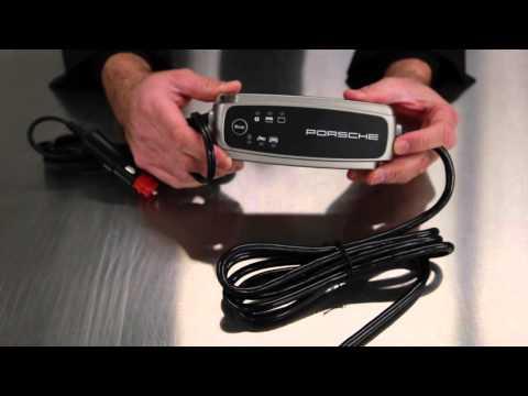 Porsche Battery Charger