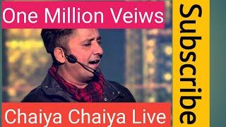 Chaiya Chaiya I Sukhwinder Singh I Alive India in Concert 5 I Phoenix Market city