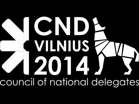 CND Vilnius 2014