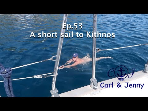 Xxx Mp4 Ep 53 A Short Sail To Kithnos And Jenny Goes Skinny Dipping Carl And Jenny 3gp Sex