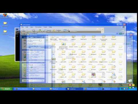 How To: Change your Windows XP Start button text to whatever you want (HD)