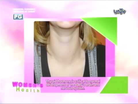 Thyroid disorder in pregnancy