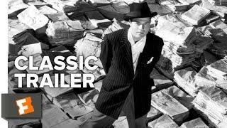 Citizen Kane (1941) Official Trailer #1 - Orson Welles Movie