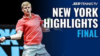 Kyle Edmund beats Andreas Seppi for Second ATP Title!   New York 2020 Final Highlights