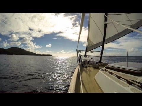 Sailing Puerto Rico
