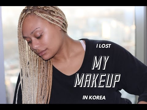 A Day In The Life PART 1: Lost My Makeup In KOREA