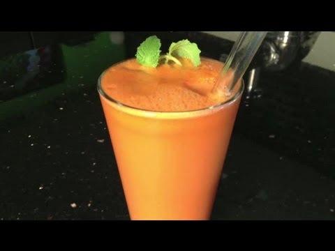 Juicing Carrots & Sweet Potatoes : Raw & Vegan Recipes