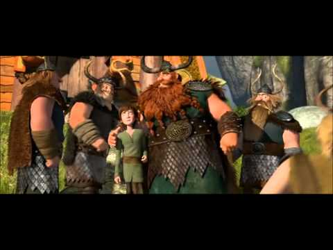 How to Train Your Dragon Ending