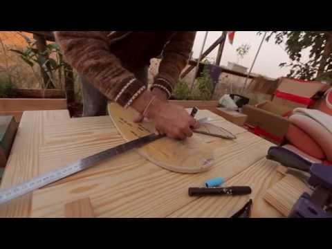 Making Handplanes