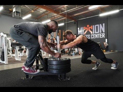 Tempo Leg Training | Rob Riches & Lance Keys