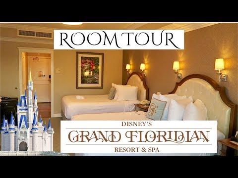Disney's Grand Floridian Resort & Spa Room Tour! | Main Building, Theme Park View