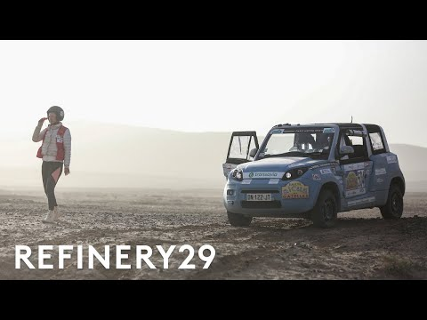 Why 300 Women Off-Road Through The Moroccan Desert   Refinery29