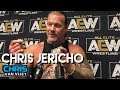 Chris Jericho39s FFTF Promo Was Completely Unscripted Hangman Page Jon Moxley Interview