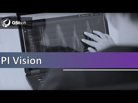 OSIsoft: What is PI Vision?