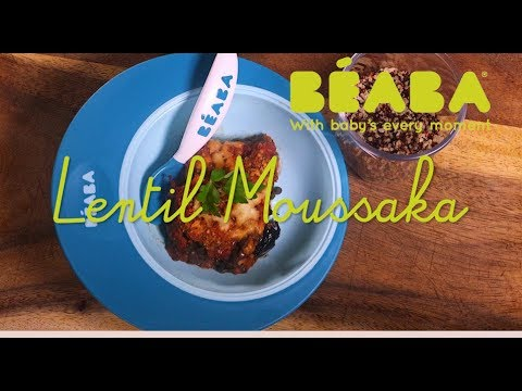 Beaba Babycook Recipe - Lentil Moussaka - Direct2Mum