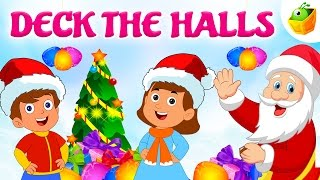 Deck the Halls ♫🔔❄Popular Christmas Songs♫🔔❄ Christmas Children Carols ♫🔔❄ By Magicbox