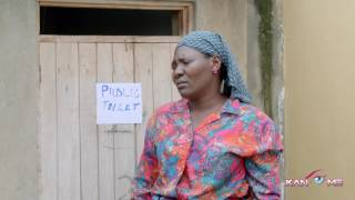 The dark room. Kansiime Anne. African Comedy