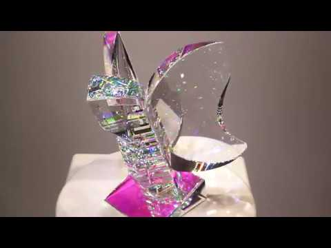 Chrysalis - Glass Sculpture by Jack Storms
