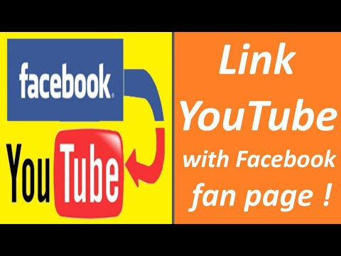 How To Link YouTube With Facebook Fan Page To Get More Views And Subscribers | Technical Toons