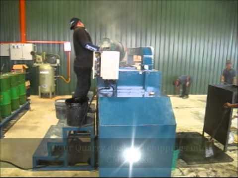Cold Mix Asphalt Mixer