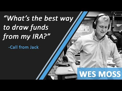 What Is The Best Way To Draw Funds From My IRA?