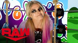 Alexa Bliss & Lilly issue a warning: Raw, April 19, 2021