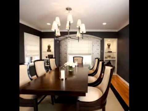 Dining room wallpaper design ideas