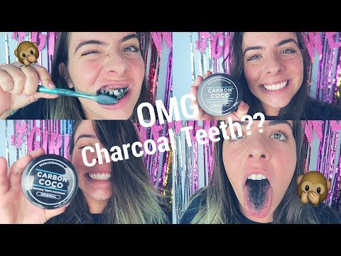 ✨Carbon Coco Teeth Whitening Review ✨