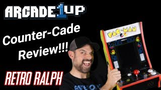 First look at the v2 GRS Spinner for Arcade1UP, Raspberry Pi