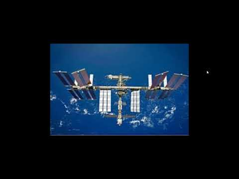 SSTV From International Space Station April 11th 2018 through the week