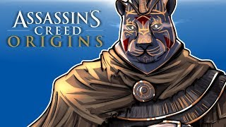 Assassin's Creed Origins - Sneaky Rescue, Taming Animals and Exploring More!