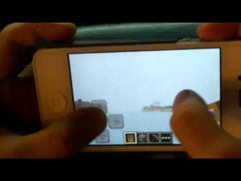 explore the world in minecraft pe lite!(by herman and ipkanam)