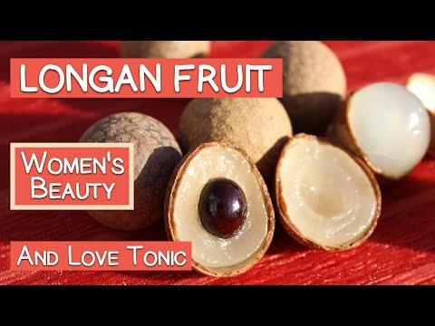 Longan Fruit, Women's Beauty Herb and Love Tonic